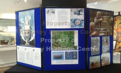 Buckshaw Then and Now Exhibition 2016