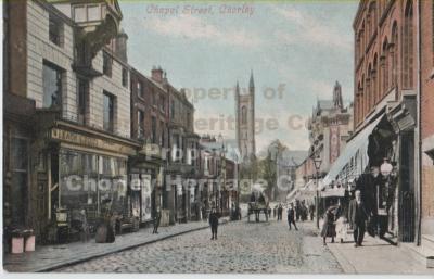 Chapel Street, Chorley