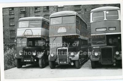 Cliff Owen's Buses