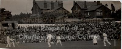 Chorley Cricket Match