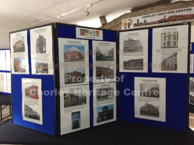 Chorley Heritage Centre Exhibitions