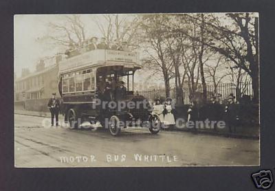 Transport - Motor Bus