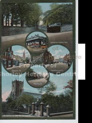 Multiview 4, Chorley