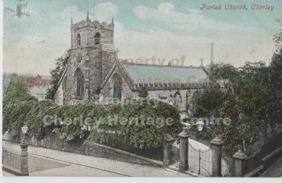 Chorley Parish Church