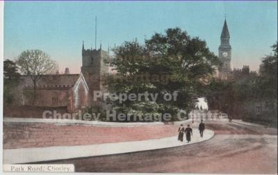 Park Road, Chorley