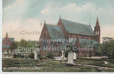 St Peter's Church, Chorley