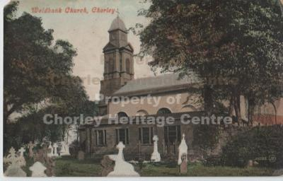 Weldbank Church, Chorley