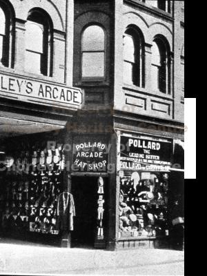 "Current Exhibition – ""Chorley's Commercial Past"""