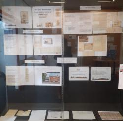 October Exhibition in Chorley Library