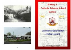 History of St Mary's Catholic Primary School, Euxton